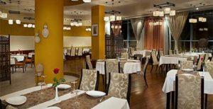 رستوران هتل سیتی سیزن مسقط