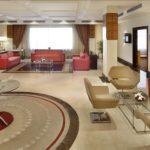 لابی هتل سیتی سیزن مسقط