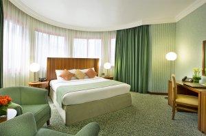 اتاق هتل سیتی سیزن مسقط