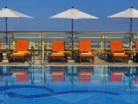 استخر هتل سیتی سیزن مسقط